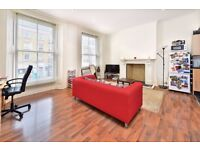 YORK WAY N7: ONE BEDROOM FLAT ON FIRST FLOOR, UNFURNISHED, HOLLOWAY ROAD IS FIVE MINUTES AWAY