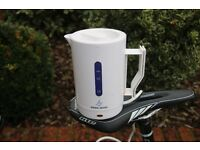 Portable kettle with plug black & decker