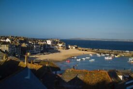 Admiral Cottage St Ives : Available August 31 st. Next to Harbour/parking/garden/sleeps 6
