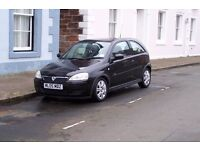 Vauxhall Corsa, 1.4 Auto, Petrol, 2005- view: Berwick-upon-Tweed, pos. also: Newcastle & Edinburgh
