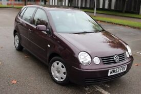 Volkswagen Polo 1.2 E 5dr++HPI CLEAR++2KEYS++12 MONTHS MOT++WARRANTY++2 PREVIOUS OWNERS