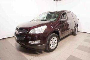 2009 CHEVROLET TRAVERSE 8 PASSAGERS