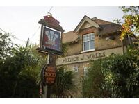 Full Time Assistant Manager - Up to £8.10 per hour - Live Out - Prince of Wales - Goff's Oak - Herts
