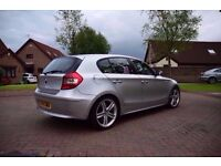Perfect Condition BMW 1-SERIES 120d Automatic DIESEL