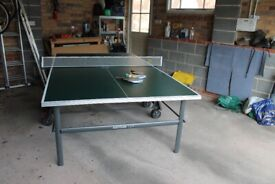Table Tennis Table with bats / balls | in Chorlton