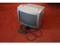 FREE Maxim 14 inch colour TV