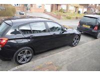 2012 BMW 120d