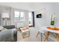 Greyhound Road - recently refurbished two double bedroom period flat
