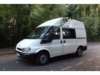 Ford Transit Campervan/Moterhome - 2 berth adventure vehicle in brilliant condition.