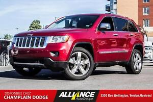 2011 Jeep GRAND CHEROKEE LIMITED Limited,SIEGE CHAUFF&A/C,TOIT,C