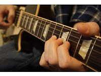 Guitar lessons from an experienced and giging guitarist in Newtownards.