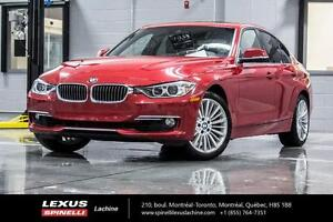 2015 BMW 3 Series 328i xDrive LUXURY PACKAGE