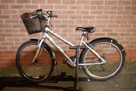 """Lady's Mountain Bike (26"""" Tyre) with Lights, Lock and Pump"""