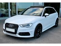 Audi S3 - Stage 1 Remap - 375BHP - Pan Roof