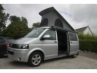 VW LWB T5 Campervan, low miles. lovely condition, reluctant sale