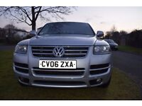 VW Touareg NEW MOT and TYRES and NEW BATTERY