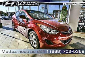 2013 Hyundai Elantra Financement Avantageux Disponible.
