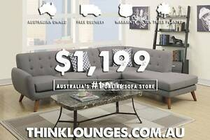 BRAND NEW HIGH QUALITY MODERN LOUNGE & SOFAS, FREE HOME DELIVERY Gold Coast Region Preview