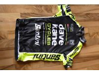Santini Dave Kane club clothing