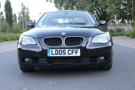 BMW 5 SERIES 525I SE 4 DR FULL SERVICE HISTORY AUTOMATIC