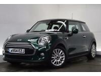MINI HATCH COOPER 1.5 COOPER D 3d 114 BHP (green) 2014