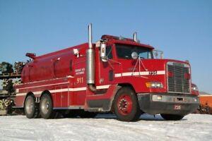 1990 Freightliner FLD120 -