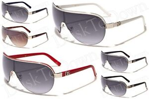 New-DG-Eyewear-Designer-Women-Metal-Large-Aviator-100-UV400-Sunglasses-DG938