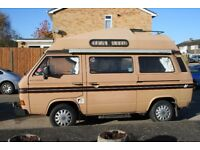 VW T3 (TYPE 25) Autosleeper Automatic.