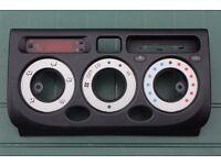 Toyota MR2 Mk3 Heater Control Panel Facia