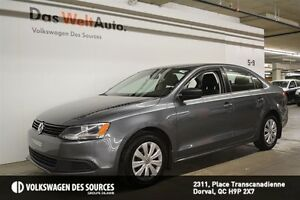 2013 Volkswagen Jetta 2.0L Trendline+, A/C, *LOW KMS* NO ACCIDEN