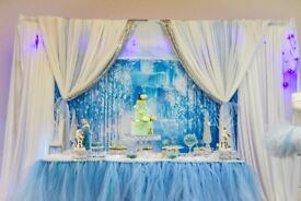 Disney themed Childrens Party Decor