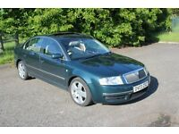 SKODA SUPERB 2.5 TDI 9 MONTS MOT
