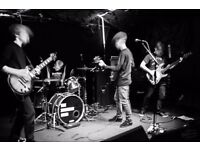 Alt/Hard Rock Band Looking For Gigs/Bookings