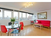 Spacious 3 Double Bedroom Furnished Duplex with Private Balcony and Lift, Most Bills Included