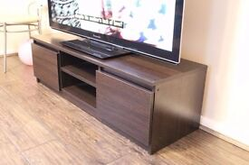 """TV Cabinet Unit and Storage - Television Stand for 50"""" TV 120cm"""