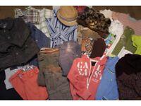 * HUGE CLOTHES BUNDLE * BOYS age 2 - 3y (24-36months) - 28 ITEMS!!