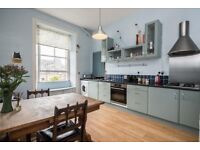Double Room to rent: bright spacious room, lovely Marchmont flat.