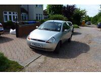 Ford KA 2001 Y Reg 1.3 Silver