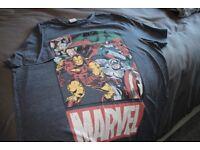 Men's marvel t-shirt XL