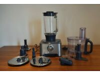KENWOOD MultiPro Food Processor 1000W FDM78 in EXCELLENT Condition