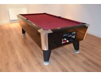 SAM LEISURE BISON 7ft Pool Table Collect PR8 Southport
