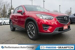 2016 Mazda CX-5 GT|TECH PACKG|SUNROOF|DEMO|NAVI |AWD