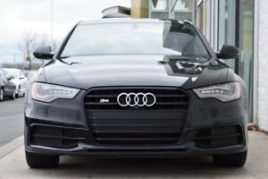 2014 Audi S6 4.0 V8 BLACK OPTIC // *NAVIGATION*208.65$/SEM