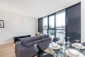 Two bed Two bath stunning flat available