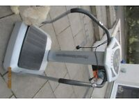 Vibrating Plate fitness weight loss and toning machine