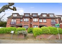 A two bed apartment with two bathrooms and communal garden close to West Finchley Tube station