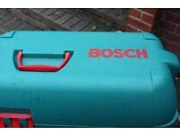 Bosch hedge trimmer with case and cable AHS 650 Xcel