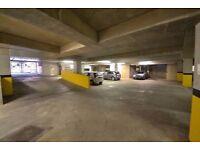 Secure city centre parking