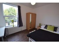 Furnished double room 3 x bathrooms rent short term dunkirk nottingham All bills included NO FEES