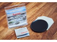 Hama Grey Grau ND Filter Vario ND2-400 72mm